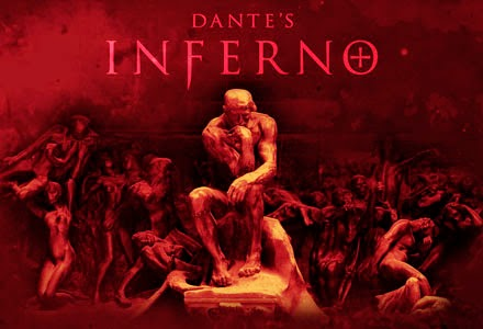 Image result for dante's inferno thinking man